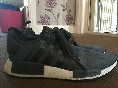 ADIDAS NMD R1 Stealth PK Navy Grey Various Sizes RRP £150