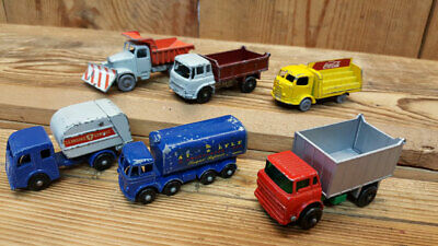Matchbox Regular Wheels, Coca Cola 37, Snow Plough 16, Lesney 1-75