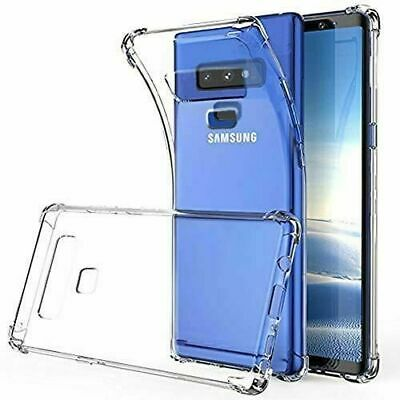 Case for Samsung Galaxy S10 S10e S10 Plus Ultra Slim Clear Silicone GEL Cover