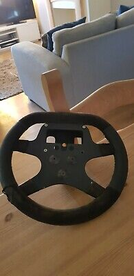 Alfano lap timer Kart Steering Wheel with boss