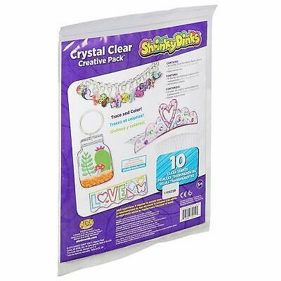 Shrinky Dinks Creative Pack 10 Sheets Crystal Clear