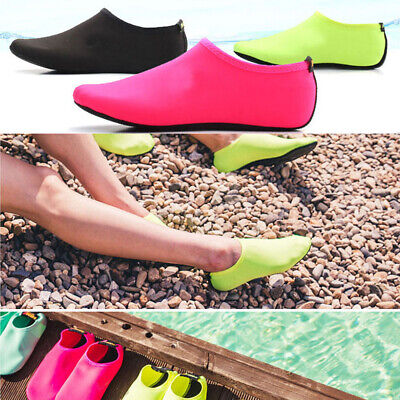 Adult Kids Water Skin Shoes Aqua Socks Diving Quick Dry Non-slip Swimming Beach