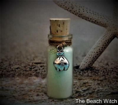 HOODOO MONEY POWDER Authentic~Ritual Powders Oils Wicca Hoodoo Witchcraft