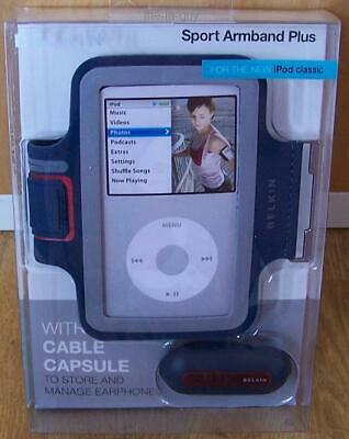 Belkin Sport Armband Plus Case for All iPod Classic