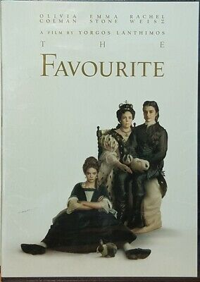 The Favourite  (DVD) 2019