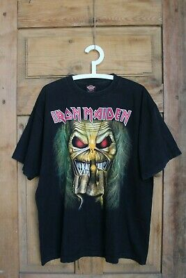 029c4e1098 VINTAGE IRON MAIDEN Best Of The Beast black t shirt XL - $14.37 ...