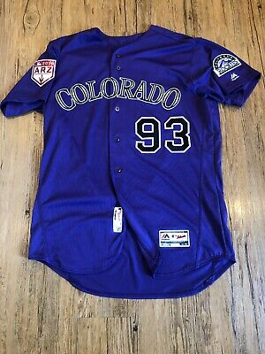4e53f9c89 1997 CHICAGO CUBS team issued worn road jersey - Size 48 -  115.00 ...