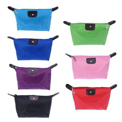 1pc Makeup Bag Cute Waterproof Fashion Portable Wash Bag Makeup Pouch for Travel