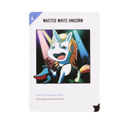 Unstable Unicorns NSFW Expansion Pack Card Game Party Play Cards A Card P2W7
