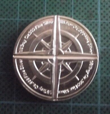 Rare QSB, Fractional Liberty Divisible, 1/2 Troy Ounce .999 fine silver round.