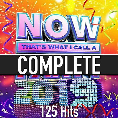 NOW THATS WHAT I Call Music COMPLETE Album 400 Hit Tracks Album MP3 ♫  DOWNLOAD ♫