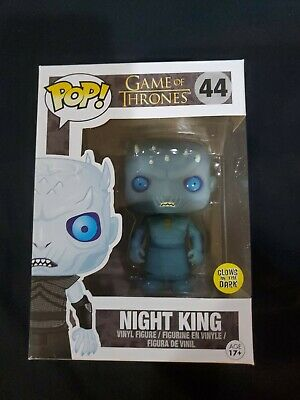 Funko Pop Night King Glow in the Dark #44 Game of Thrones Exclusive Brand New