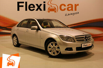 Mercedes Benz Clase C C 200 CDI Blue Efficiency Elegance