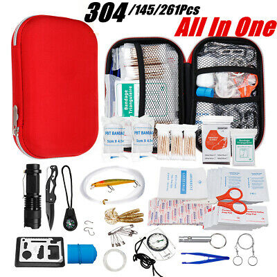 SOS Emergency Survival Equipment Kit Outdoor Sports Tactical Hiking Camping
