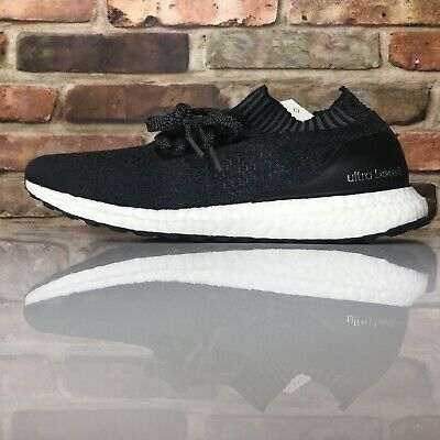 the best attitude eeb7a cdde4 ADIDAS Women s DB1133 ULTRA BOOST UNCAGED Black RUNNING SHOES Size 10 M