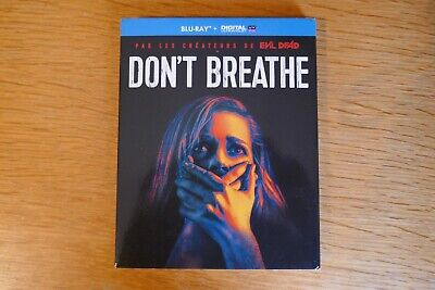 "Blu ray du film ""Don't breathe"" avec VF"