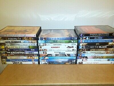 32 Drama DVD Wholesale Lot / All Drama