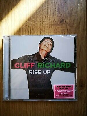 Cliff Richard - Rise Up 16-Track CD 2018
