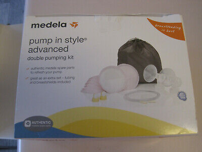 Medela Pump in Style Advanced Double Pumping Accessory Kit, new sealed