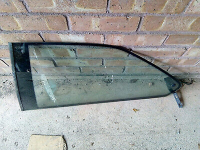 bmw e36 323 coupe n/s passengers side opening rear window