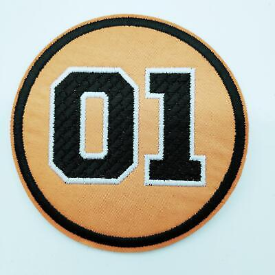 """General Lee Car 01  Patch 3""""  Nostalgia Television The Dukes Of Hazzard Tv First"""