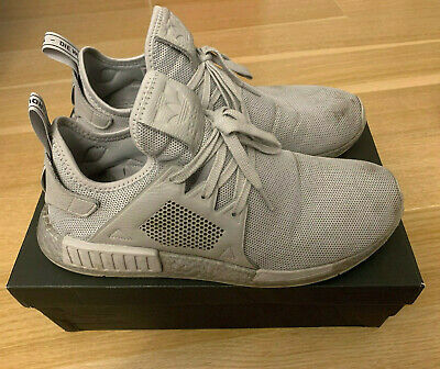 online store 2d28d 3c14d Adidas NMD XR1 PK Triple Grey Boost Mens Size 13 Rare BY9923 with BOX