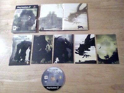PlayStation 2 ps2 shadow of the Colossus good condition disc is excellent pal