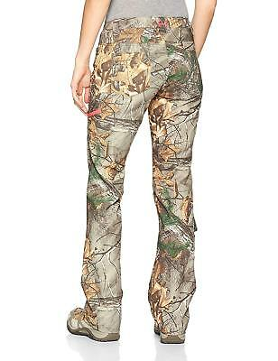 5bb578693aa0f Under Armour Scent Control Field Hunting Pants Realtree Xtra Camo Womens  Size 10