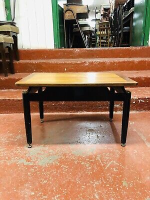 1950's Mid Century Modern G Plan Liberenza Teak Coffee Table In Lovely Condition