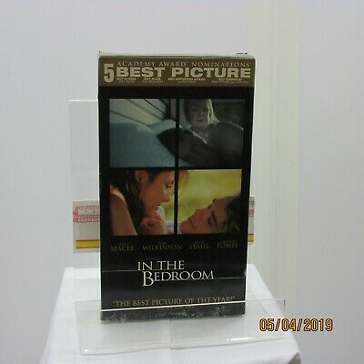 Listing is for a VHS Tape of the movie In the Bedroom.