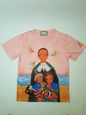 618b7eef Gucci X Unskillet Workes T-Shirt Capsule Collection Size M Made In Italy