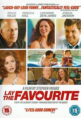Lay the Favourite (DISC ONLY) DVD Drama