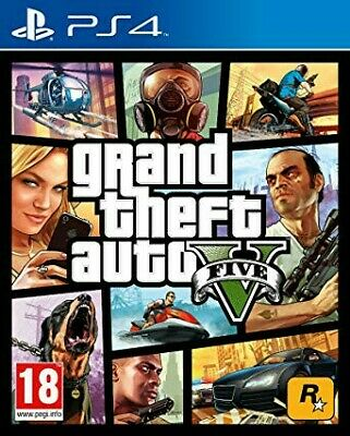 Gta 5 Ps4 Primary Digital Free Shipping