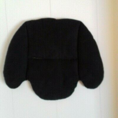 Mothercare My3 / My4 Black Pillow Cushion Head Support