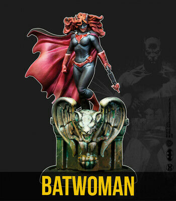Knight Models Batwoman Dc Batman New