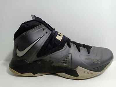 size 40 3f4b2 b2cc6 Nike Lebron James Zoom Soldier VII 7 Basketball Shoes For Men Size 8.5
