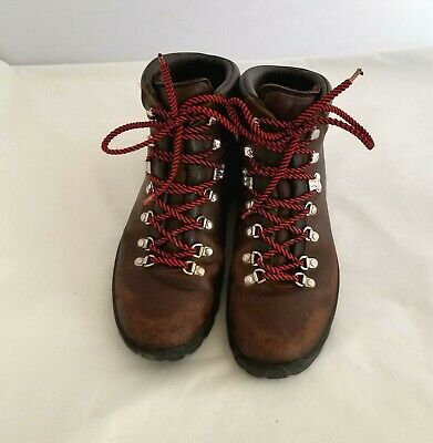 b334bfad95c ALICO SUMMIT HIKING BROWN Boots Men's 10 M Made in Italy