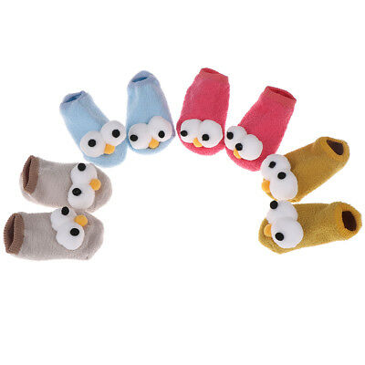 New baby shoes socks big eyes cute boat toddler socks indoor non-slip socks ATA