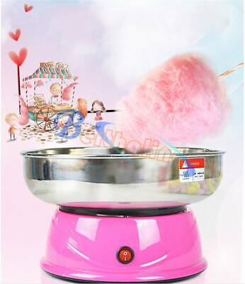 Commercial Household Pink Mini Candy Floss Mchine Electric Cotton Candy Machine