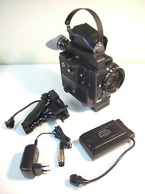 Bolex EL H16mm + NEW Battery + Charger