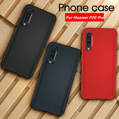 Shockproof Slim TPU Silicone Case Cover For Huawei P20 Pro/Lite Mate 20 Mate 10