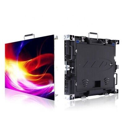 1/32 scan smd2121 full color p3 indoor led screen video wall display 576x576mm