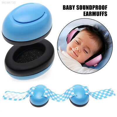 D602 Elastic Baby Ear Muffs Sleeping Hearing Protection Protector Infant