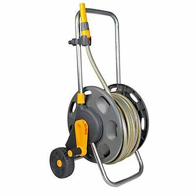 Hozelock 60m Assembled Hose Cart with Hose  Assorted Sizes