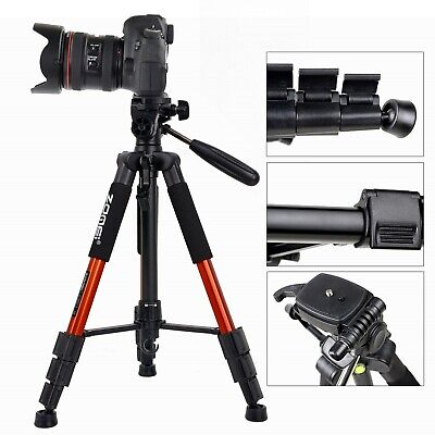 Zomei Q111 Tripod Heavy duty Portable travel for Canon Nikon Sony DSLR Camera