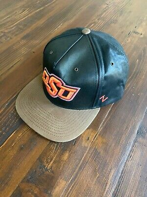 finest selection d0ad7 df2db NWT ZEPHYR HERITAGE OSU Cowboys Cap Hat Oklahoma State University