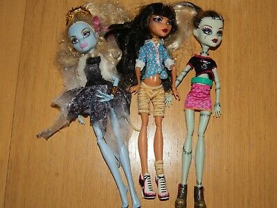 Monster High Dolls Bundle #2
