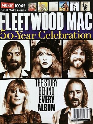 Music Icons Collector's Edition Magazine Guide Fleetwood Mac 2018 Brand New