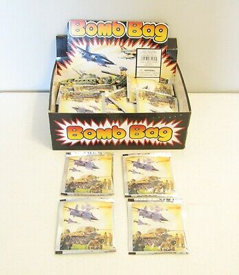 30 Exploding Bomb Bags Play Army War Bombs Bag Kids Toy No Stink
