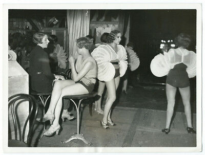Photo Printing 24 x 18 - Scenes of / the Music Hall - Danseuse Cabaret - Pin-Up